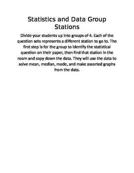 Statistics Stations