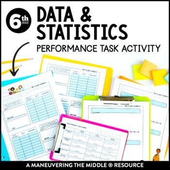 Statistics Unit Performance Task