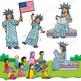 Statue of Liberty Clip Art
