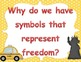 Statue of Liberty Focus Wall - Third Grade - Pearson Scott