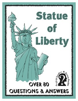 Statue of Liberty ~ Google It! Question & Answer Reader ~