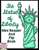 Statue of Liberty Mini Reader and Flip Book