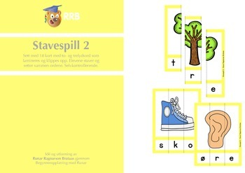 Stavespill 2 - trelydsord