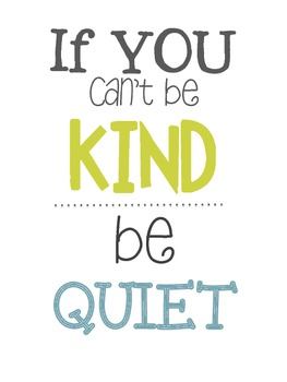 Stay Kind!