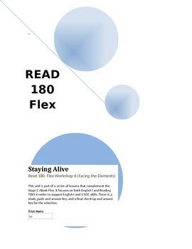 Staying Alive - Read 180 rBook Flex (Workshop 6) English1
