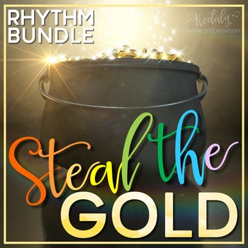 Steal the Gold: Bundled Set