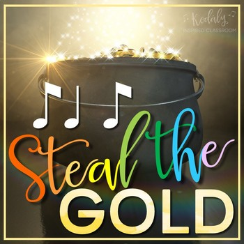 Steal the Gold: syncopa