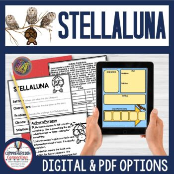 stellaluna by janell cannon responsibility and