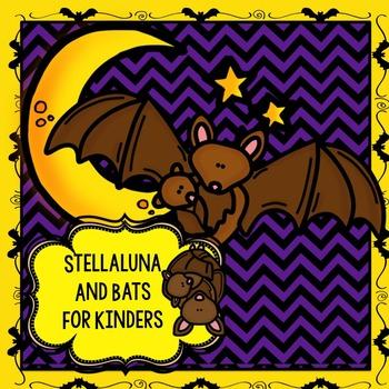 Stellaluna Book Companion- Non Fiction Bat Extensions-Cent