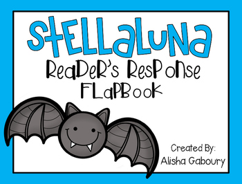 Stellaluna Reader's Response Flapbook
