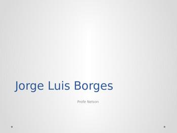 Culture Notes: Jorge Luis Borges