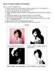 Stencil Portraits High School Art Lesson!