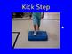 Step Aerobics Powerpoint with various step demos