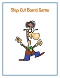 Step Out Board Game (Solving One Step Equations with Integers).