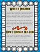 Step Right Up : Circus Themed Classroom Job Cards EDITABLE