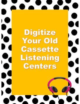 Step by Step Guide to Digitize Your Old Cassette Listening