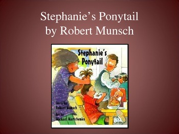 Stephanie's Ponytail, Text Talk, Collaborative Conversations