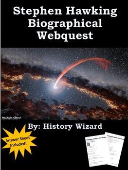 Stephen Hawking Webquest