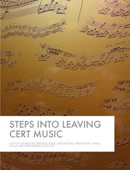 Steps into Leaving Cert Music