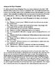 Steps of Baptism Activity