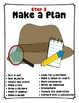 Steps to Problem Solving Posters