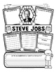 Steve Jobs Organizer for Guided Research & Review