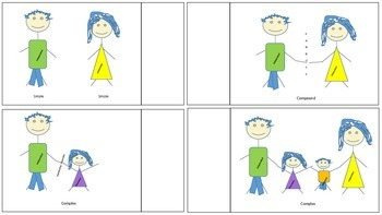 Stick People- Conjunctions