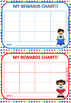 Sticker Reward Charts - free