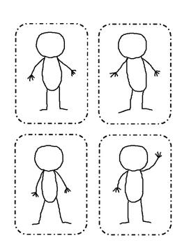 Stickmen Small Group Word Problem Practice