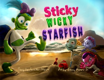 Sticky Wicky Starfish - Science, Blends, and a Great Moral!