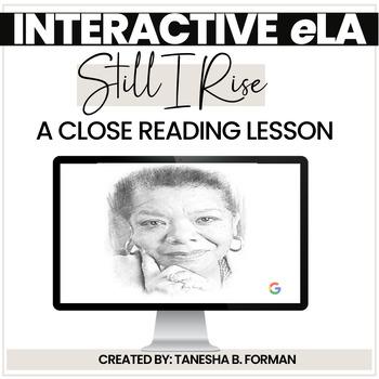 """Still I Rise"" by Maya Angelou – A Close Read"