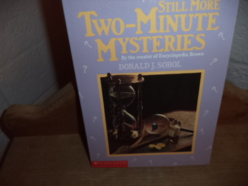 Still More 2-Minute Mysteries ISBN 0-590-44786-6