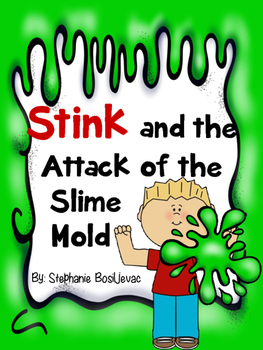Stink and the Attack of the Slime Mold (Discussion Questio