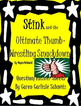 Stink and the Ultimate Thumb-Wrestling Smackdown Question/