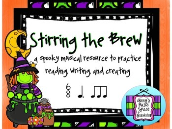 Stirring the Brew - A Music Resource for 6/8 Compound Mete