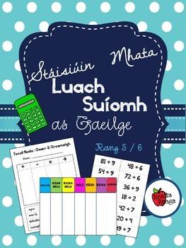 Stáisiúin Mhata - Luach Suíomh (as Gaeilge) // Stations -