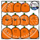 Pumpkin Clipart Bundle 2