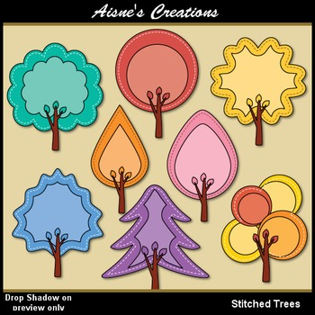 Stitched Trees