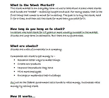 Stock Market-Research companies to invest in and follow to