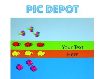 Stock Photo Animal Erasers