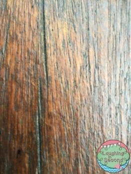 Stock Photo - Brown Wood