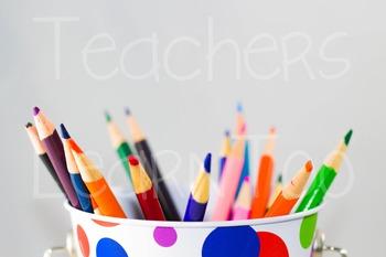 Stock Photo - Colored Pencils #2