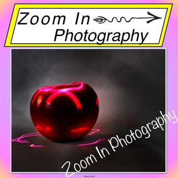 Stock Photo: Fairy Tale Poison Apple from Snow White and t