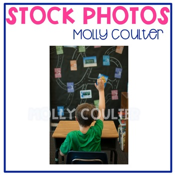 Stock Photo Styled Image: Confident Student #1 -Personal &