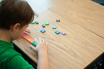 Stock Photo: Fractions/Fraction Bars #4 -Personal & Commer