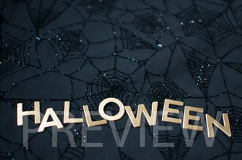 """Stock Photo Styled Image: """"Halloween"""" #3 Words -Personal &"""