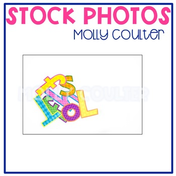 Stock Photo Styled Image: Pile of Letters -Personal & Comm