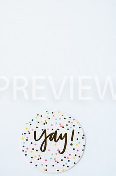 Stock Photo Styled Image: Yay Coaster #2 -Personal & Comme
