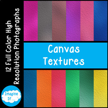 Stock Photos-Canvas Textures