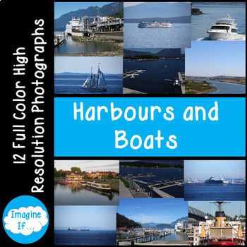 Stock Photos-Harbours and Boats